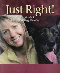 Just Right! Remote Collar Dog Training DVD Volume 1 | Robin MacFarlane